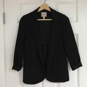 Urban Outfitters black blazer, size XS.
